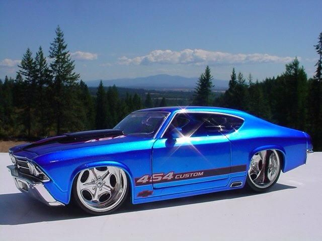 '69 Chevelle this car is insane! I owned a blue 68 (same body) it was cool but not as cool as this one !                                                                                                                                                      More