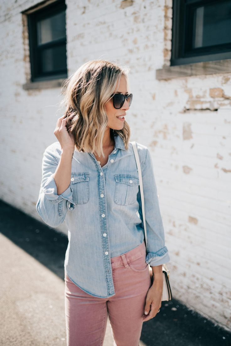 A Spring Staple, A Chloe Dupe + The Half-Tuck
