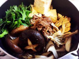 簡単タレも手作り♡基本のすき焼きの作り方 by 15makiart [クックパッド] 簡単おいしいみんなのレシピが255万品