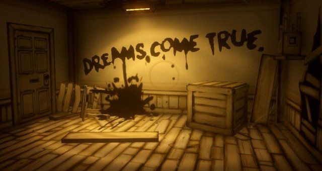 Bendy And The Ink Machine Happy Boris Challenge Com Imagens