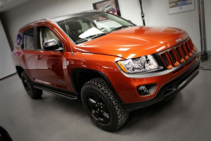 2013 Jeep Compass North Edition