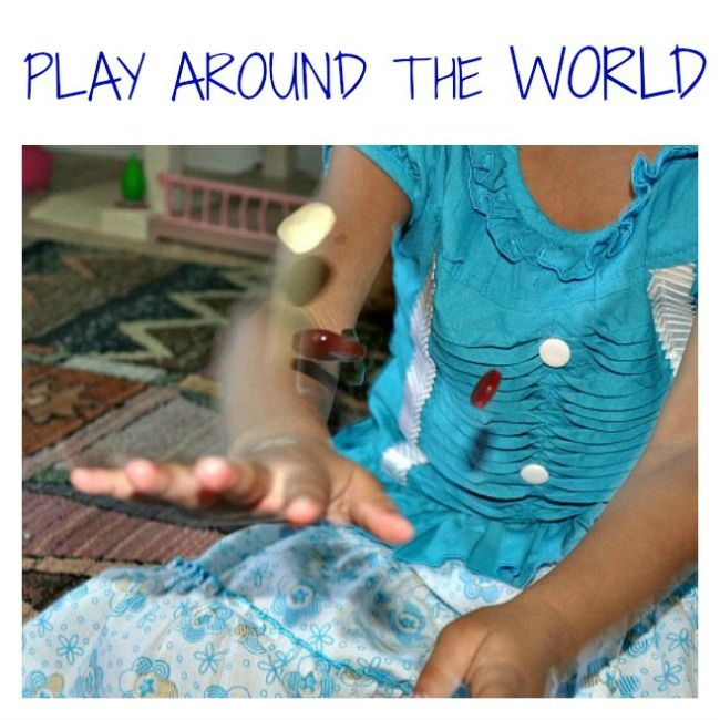 Play around the world- games from different countries