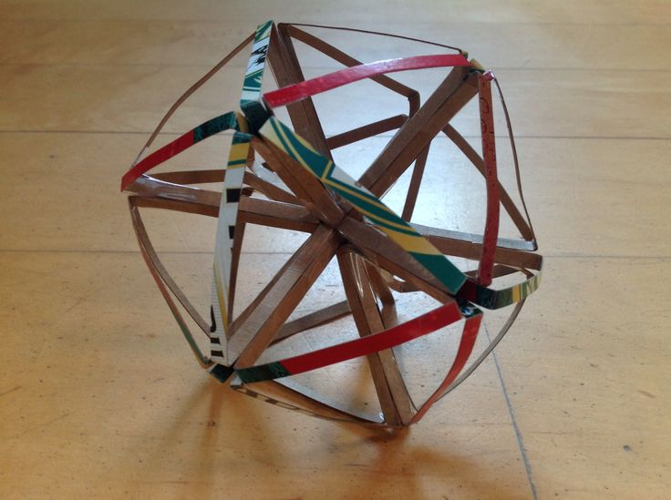 Tetrahedral cluster.
