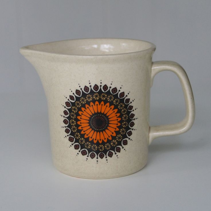sold - johnson of australia jug