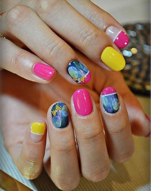 Best 25+ Cool Nail Designs Ideas On Pinterest