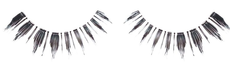Ardell Edgy Lash 402 - ARDELL offers several lash styles to fit a consumer's mood, personality and lifestyle. They have become must-have, preferred beauty enhancers for millions of women, including makeup artists and Hollywood A-listers. When women everywhere want to feel confident that their eyes have a total look that's alluring and the ultimate in beauty, they turn to ARDELL Eyelashes and enjoy the compliments.