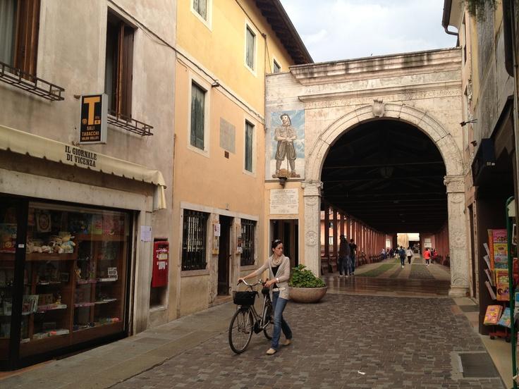 Ponte Vecchio, Bassano del Grappa, Italy