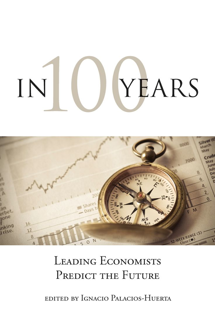 In 100 Years: Leading Economist Predict the Future (EBOOK) http://search.ebscohost.com/login.aspx?direct=true&db=nlebk&AN=698943&site=ehost-live This pithy and engaging volume shows that economists may be better equipped to predict the future than science fiction writers. Economists' ideas, based on both theory and practice, reflect their knowledge of the laws of human interactions as well as years of experimentation and reflection.