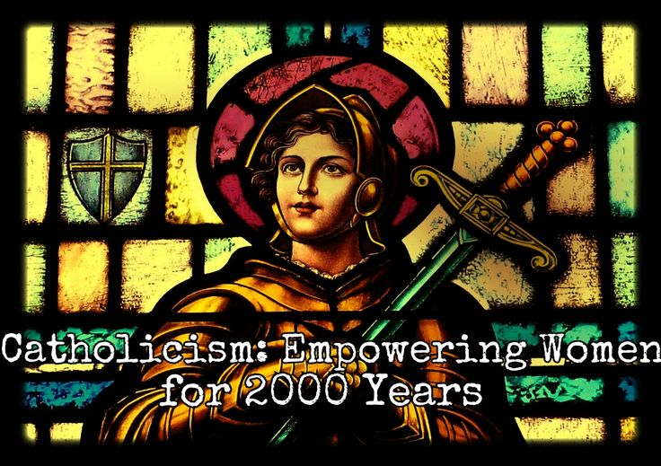 Catholicism: Empowering Women for 2000 Years (Part III: Female Saints and Doctors of the Church) | Carrots for Michaelmas