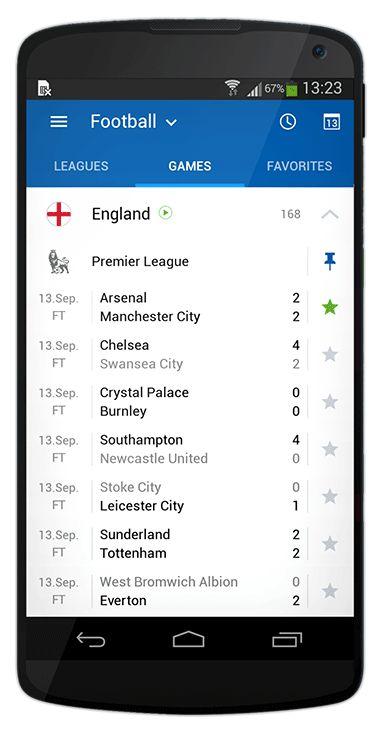 Fußball Live Ticker - SofaScore.com