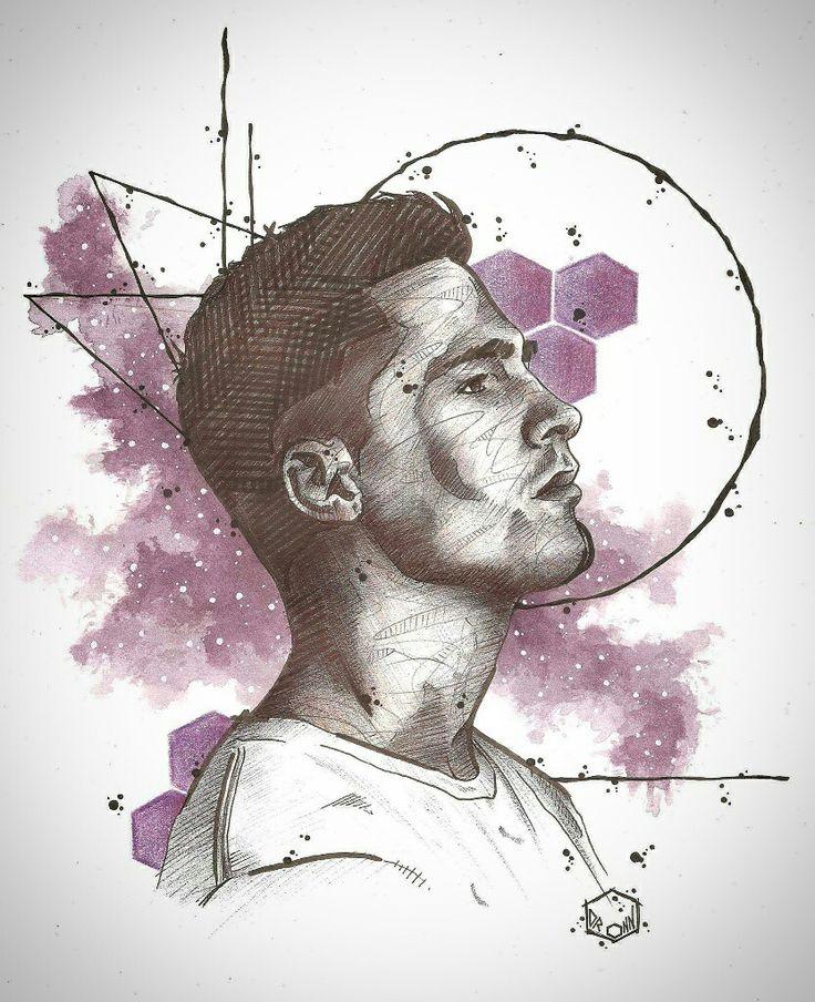 """Colton Haynes"" by DRONN"