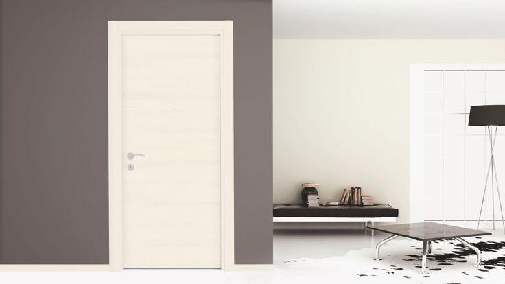 Model: NT2100 Renk: Krem Ceviz Desen  #door #doors #interiordoors #natural #bakisdoor #kapı