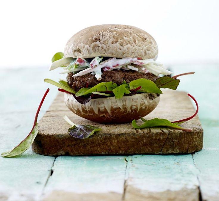 MK JUL, låge 3: Burger boom   MichelleKristensen.dk