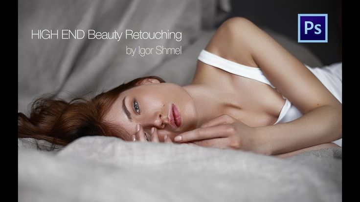 High End Beauty Retouching by Igor Shmel. Timelaps Tutorial.