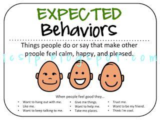 L.C., SLP: Shaping Social Behaviors : Thinking vs. Talking Bubbles Part 1