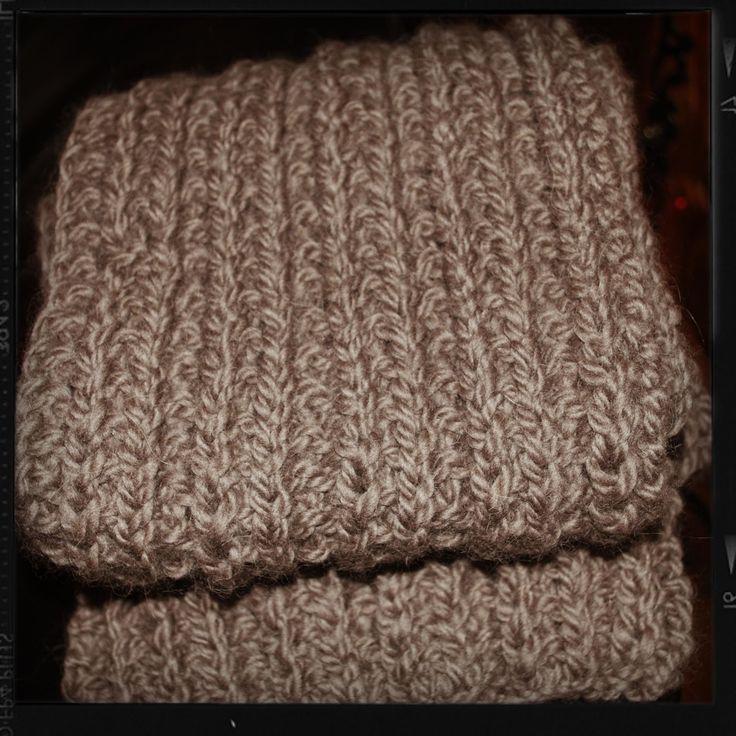 echarpe tricot drops design andes scarf