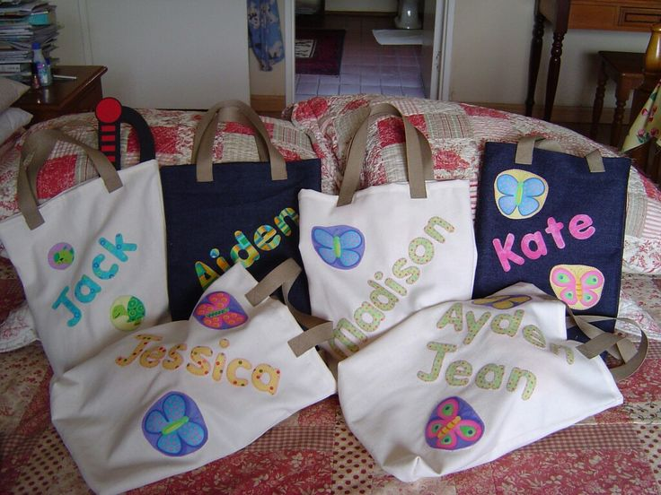 Kids goodie bags for Pippa's wedding