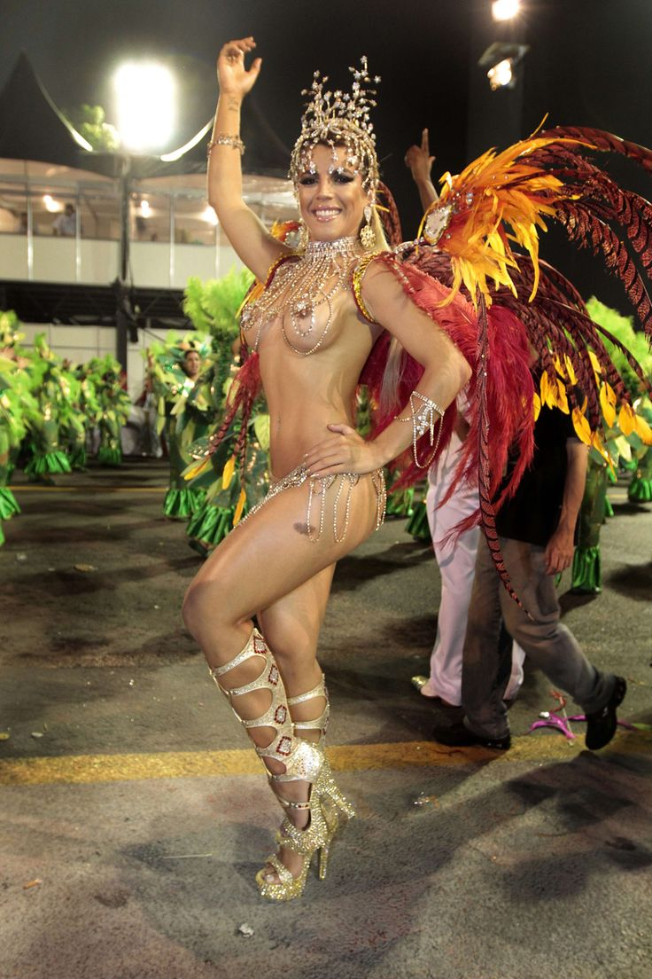 Carnaval in Rio.