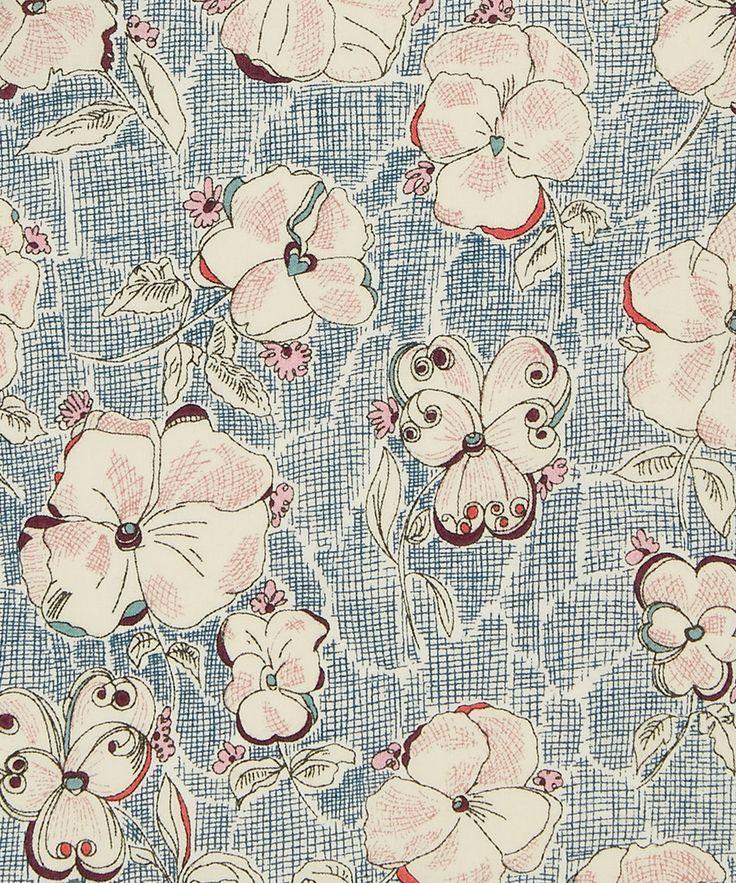 Liberty Art Fabrics Heidi Tana Lawn Cotton | Fabric | Liberty.co.uk