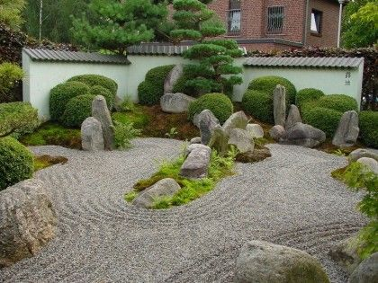 The 10 best images about Japanischer Garten on Pinterest Gardens - deko garten modern
