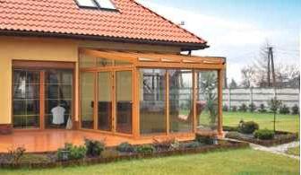 Zimné záhrady a zastrešenie || Plastové okná Košice, Bezpečnostné dvere | ProfilNET s.r.o.