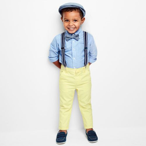 Julian Ellis Easter 2016 outfit inspration