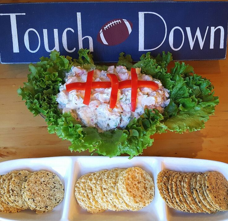 This Super Bowl 🏈 weekend serve your guests a delicious easy-to-make New England Lobster Dip! Recipe exclusively featured at @ParmCrisps www.facebook.com/ParmCrisps  #ilovehomecooking #parmcrisps #newengland #lobsterdip #lobster #lobsterspread #dip #spread #parmesancheese #crackers #newenglandpatriots #patriots #superbowl #superbowl2017 #superbowldip #superbowlspread #madewithlove #recipes #homemade #football #biggame #appetizers #nfl