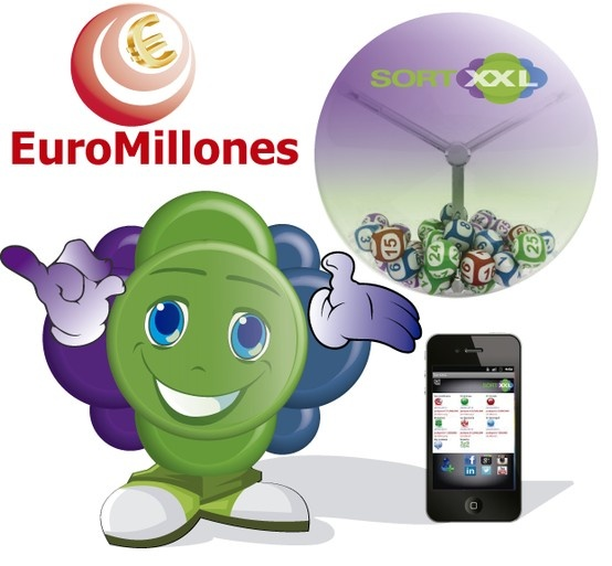 BOMBO sorteo Euromillones App Free  https://play.google.com/store/apps/details?id=com.oz.sortxxl
