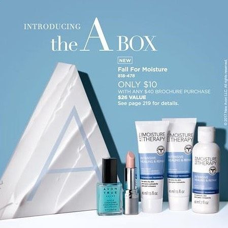 """0 Likes, 1 Comments - Heather Carr (@hethrgood) on Instagram: """"What's on C23's back page? Avon's newest A Box! Each campaign, Avon will release a new A Box that…"""""""