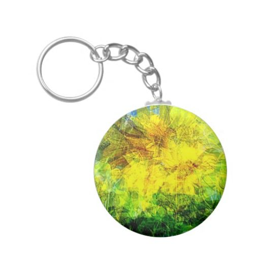 Summer wind gust key chains