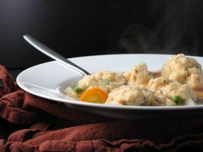 Vegetable Dumpling Soup by Simply Life. Made these with whole wheat ...