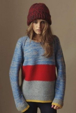Celebrated Brit designer Louise Gray has designed a colourful collection for the luxury cashmere brand. LFW designer Louise Gray has collaborated with the Scottish cashmere label on a stunning 10-piece capsule collection for AW2011. On paper the pairing...