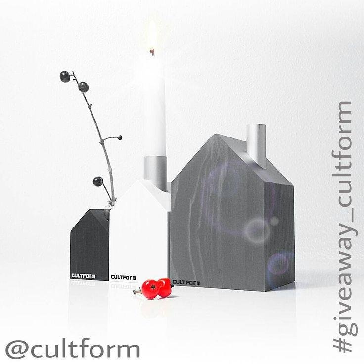 #giveaway_cultform @cultform