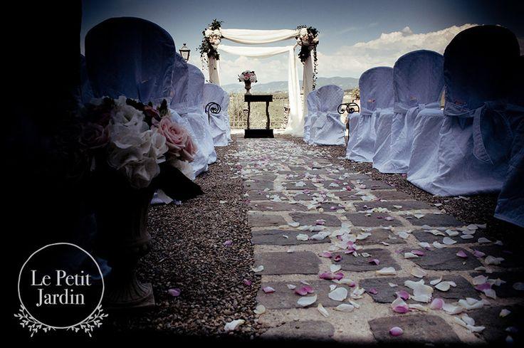 Cerimonia Romantica nel cuore del Chianti