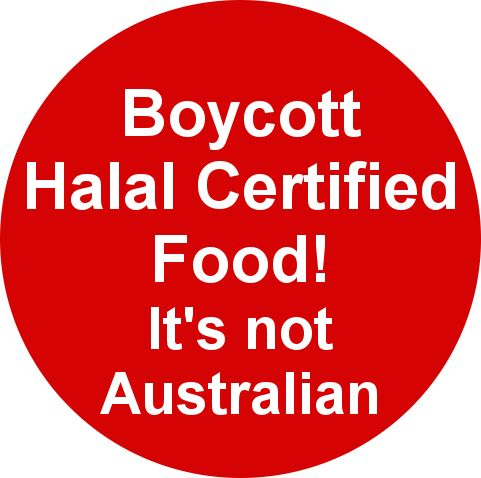 AUSTRALIA: Halal Certification helps funds mosques, Islamic schools and terrorism