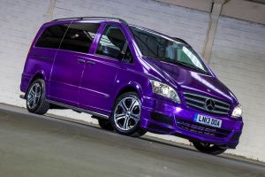 Purple love purple ?