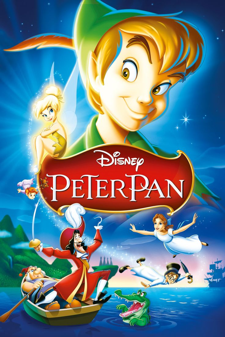 Peter Pan (1953)| literally my obsession my mom says when I was really little-Amber Leigh