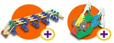DOWNLOAD K'NEX Building instructions NOW! All files are provided in PDF format for easy printing. - Free!
