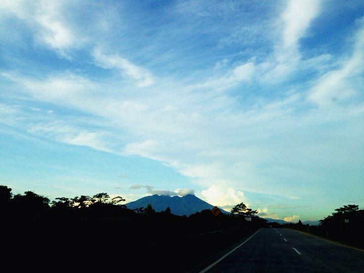 Salak Mountain 06:45 AM  Bogor, 14 December 2013 - West Java, Indonesia