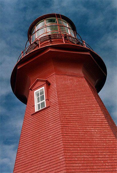 Phare de La Martre (Lighthouse) Québec CANADA