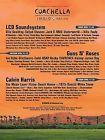 #Ticket  2 GA Wristbands Coachella Weekend 2 shuttle April 22-24/16 tix at box office #deals_us