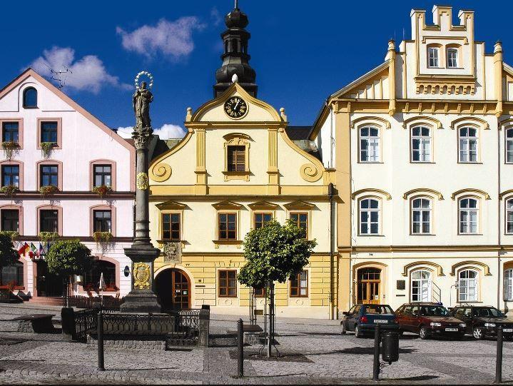Česká Třebová (East Bohemia), Czechia
