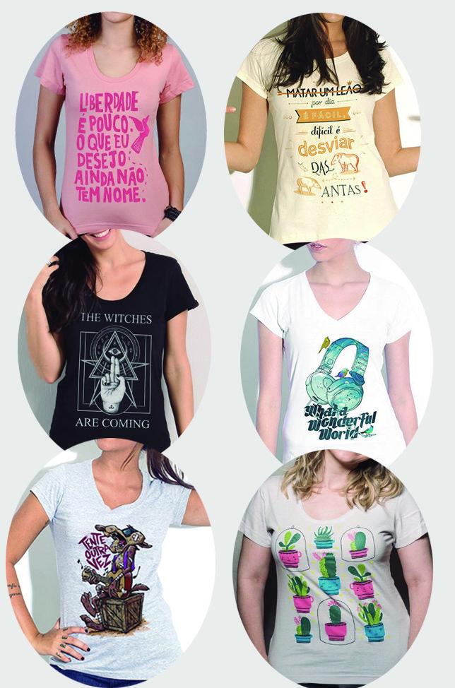 Questões de Opinião: Wishlist: Camisetas Divertidas
