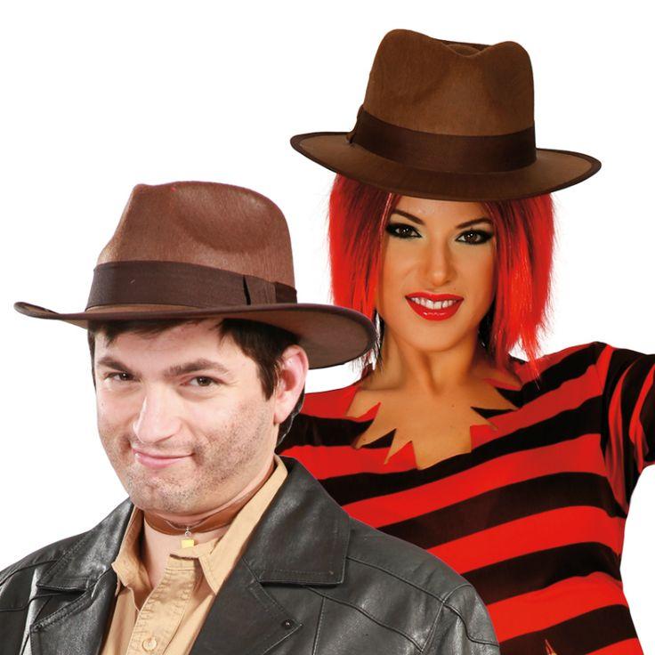 Chapeau Indiana Jones #chapeauxdéguisements #accessoiresdéguisements #accessoiresphotocall
