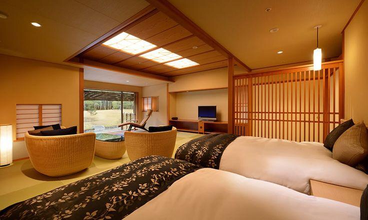 数奇屋の風情を生かした和モダン空間 | ホテル・旅館のリノベーションは石井建築事務所・熱海/リフォーム・改修・改築・設備投資