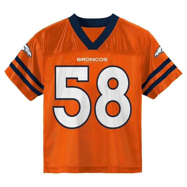 Athletic Jerseys Denver Broncos Team Color XL