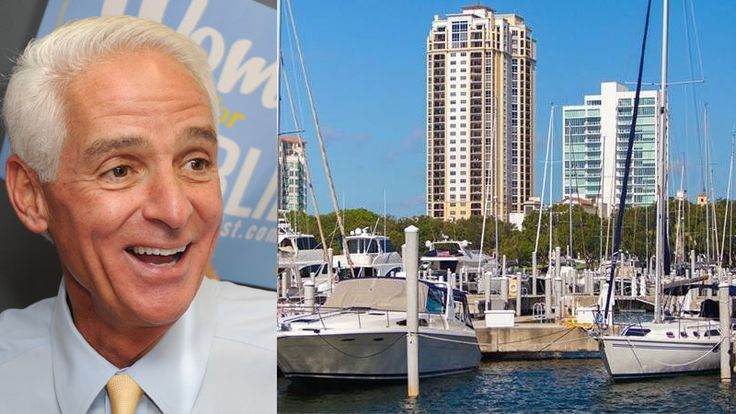 U.S. Rep. Charlie Crist Selling Classic $1.5M Condo in St. Petersburg