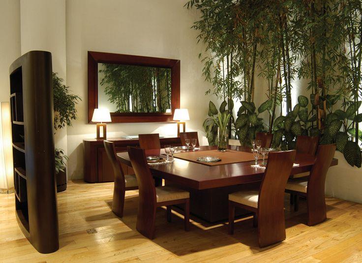 Mobles galeria comedores mobles architetture polanco for Comedores modernos mexico df
