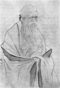 http://commons.wikimedia.org/wiki/File:Representation_of_Laozi.PNG