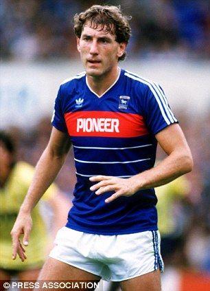 Terry Butcher - Ipswich